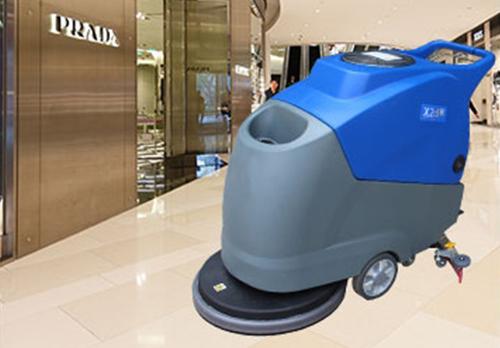 洗地机清洗于一体的紧凑的单元吗