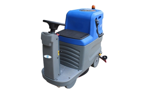 X6驾驶型洗地机