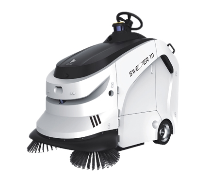 111型室外清扫机器人