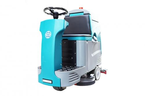 A9驾驶式多功能洗地机