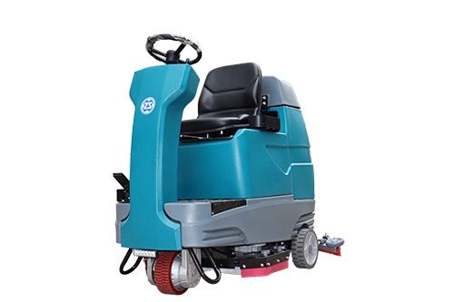 A10驾驶式洗地机
